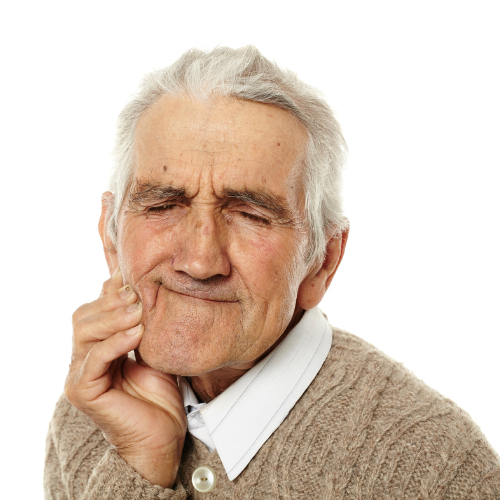 Does Tooth Extraction for the Elderly cause Discomfort