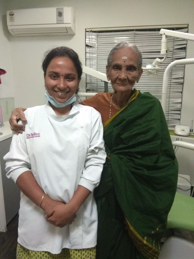 Happy Patients - Dr.Smilez Dental Center - Chennai